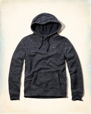 Textured Icon Hoodie
