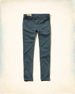 Hollister Super Skinny 5 Pocket Zip Fly Pants