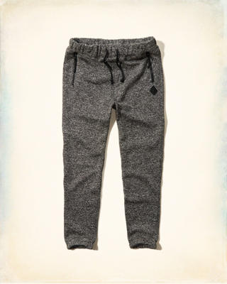 Hollister Herringbone Sweater Jogger Pants