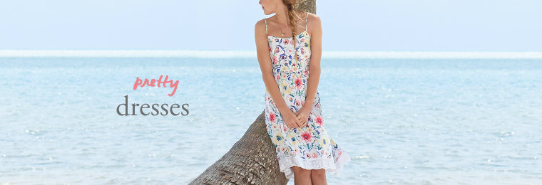 shop girls dresses