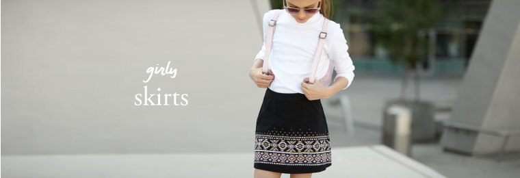 girly skirts