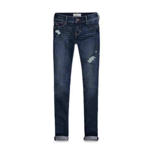 make an impression a&f brenna super skinny jeans