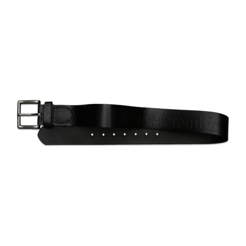 guys classic leather belt