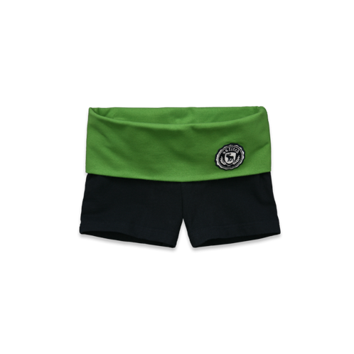 shorts sale A&F Yoga Shorts