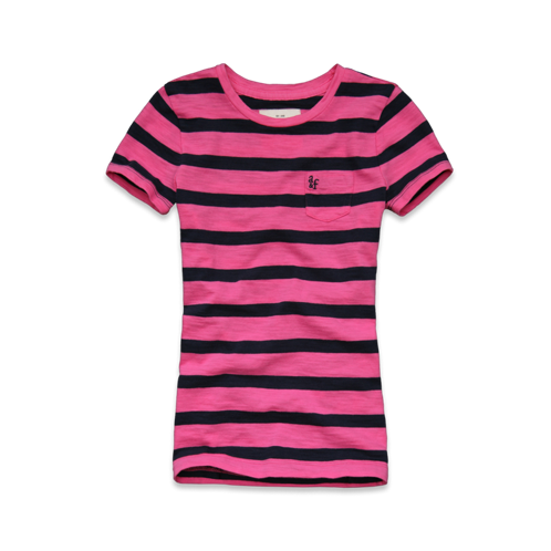 girls brieann tee