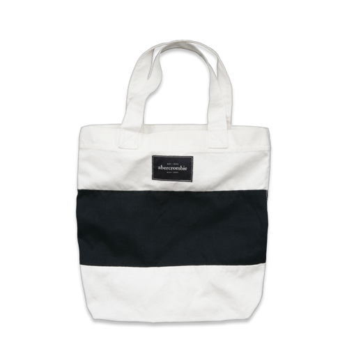 girls heritage book tote