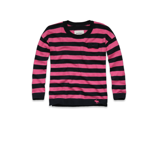 girls christa sweater