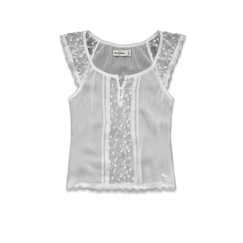 girls carissa top