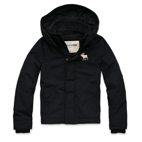 outerwear a&f all-season weather warrior
