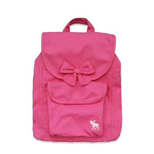 girls cute classic backpack