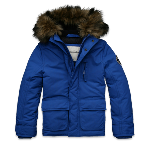 boys railroad notch parka