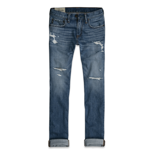 hit the trails a&f skinny jeans