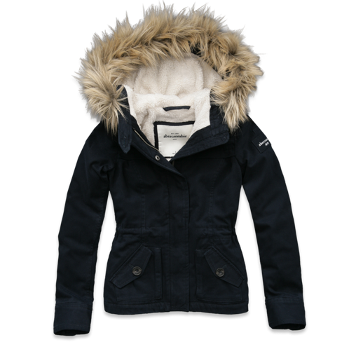 girls maura parka