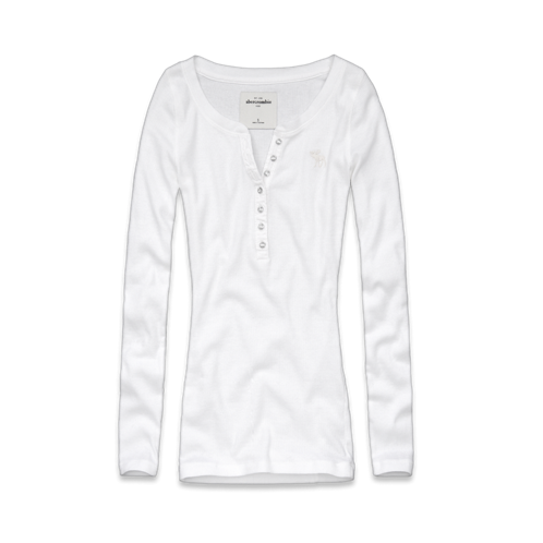 long sleeve mary shine henley