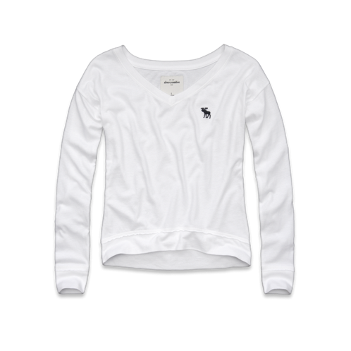 long sleeve trista tee