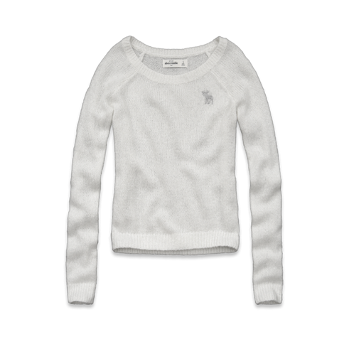 girls leigh shine sweater