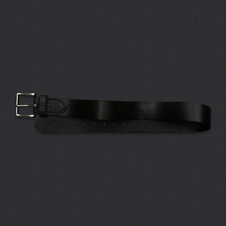 boys rugged leather belt