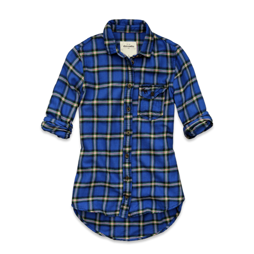 shirts gemma flannel shirt