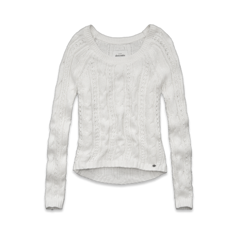 girls renee sweater