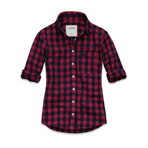 plaid madeline shirt