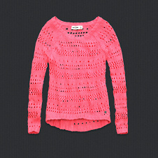 girls maya sweater