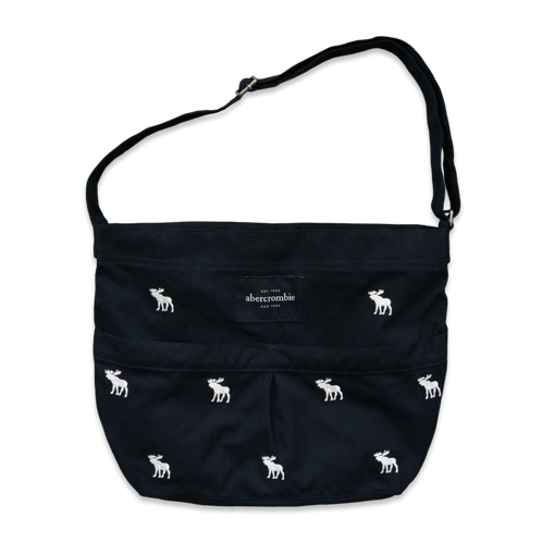 for friends & siblings embroidered bag