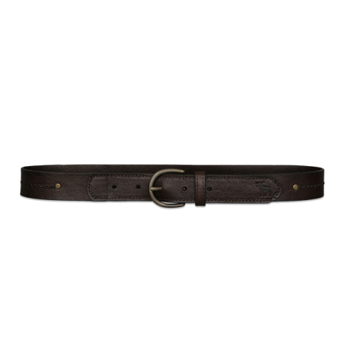girls classic leather belt