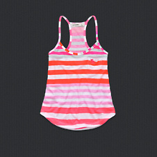 girls lizzy tank