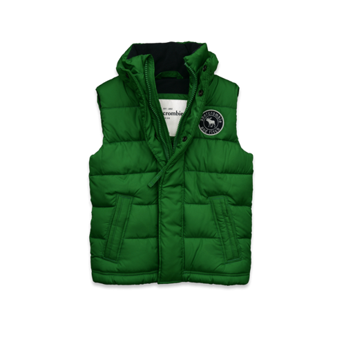 buell mountain vest