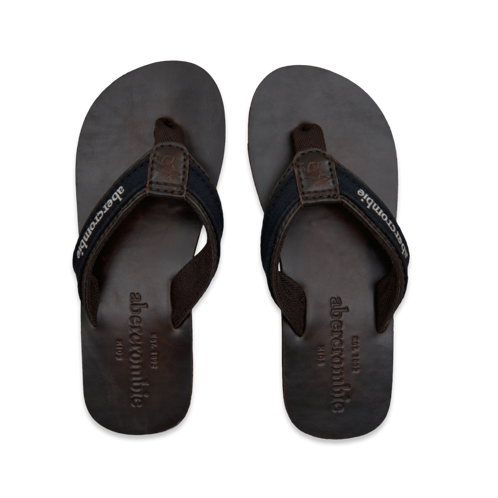 guys rugged spring flip flops