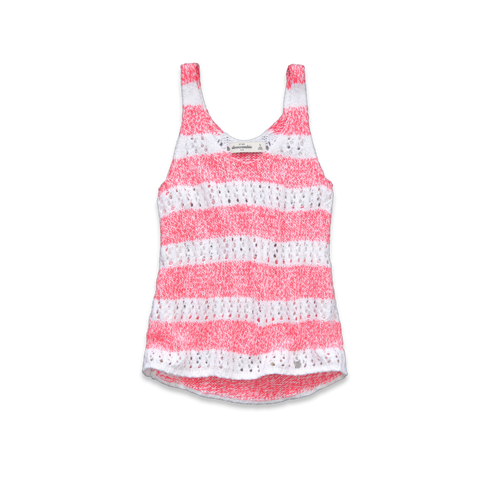 STRIPES victoria sweater tank