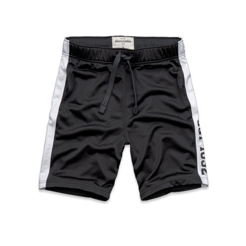 shorts a&f athletic shorts