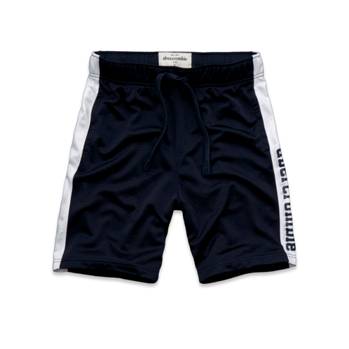 guys a&f athletic shorts