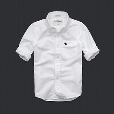 boys hopkins trail oxford shirt