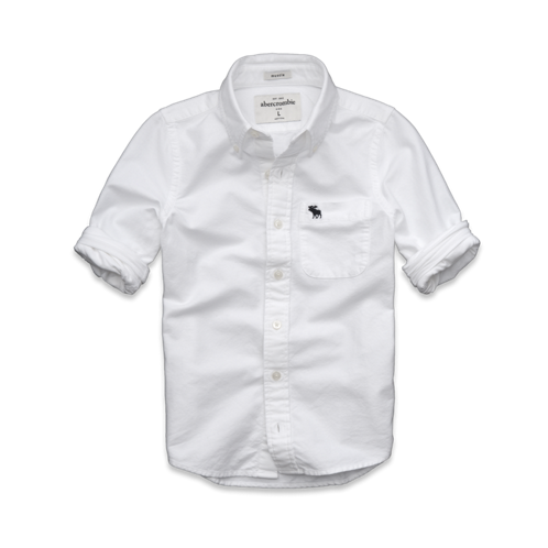 guys hopkins trail oxford shirt