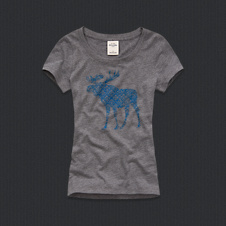girls molly tee