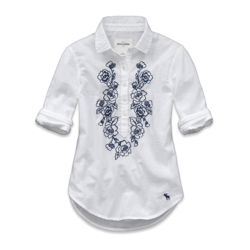 girls annabel shirt