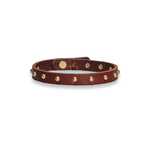girls genuine leather bracelet