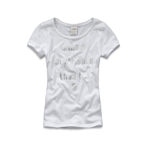 girls maddy shine tee
