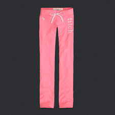 girls a&f lounge sweatpants