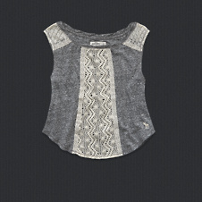 girls carter top