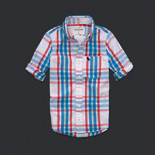 boys woodfall trail shirt