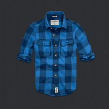 boys beaver point twill shirt