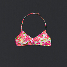 girls christina swim top