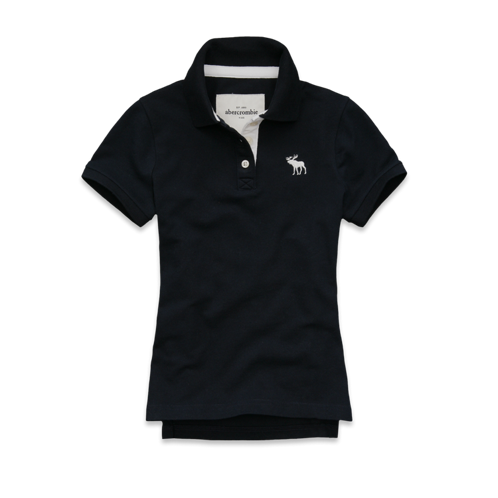 girls madison polo