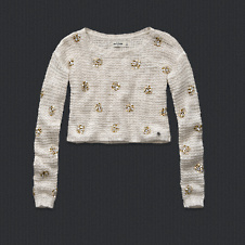 girls carley shine sweater