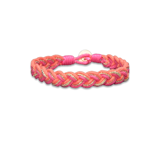 girls colorful shine bracelet