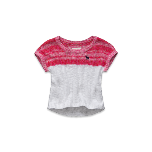 girls macey shine sweater