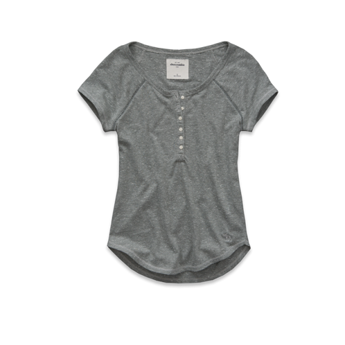 short sleeve (old) bridget henley