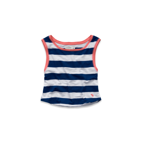 girls brieann tank